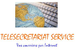 Telesecretariat Services. Vos courriers par internet